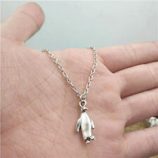 Penguin animal silver Necklace pendants fashion accessory,creative jewelry,Gifts
