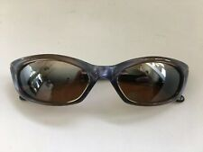 Arnette Nomad 10146 Sunglasses Blue and Brown Sport Italy Brown Tinted Lenses