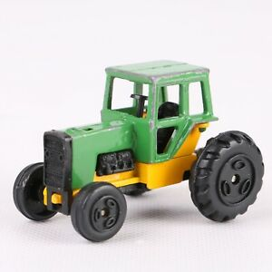 """Wiking John Deere F349 Farm Tractor  HO 1:87 Scale 1-1/2"""" Tall"""