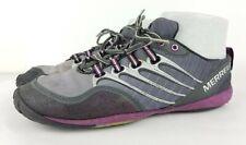 Merrell Lithe Glove Dark Shadow Running Shoes Womens Sz 8 USED