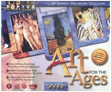 Art for the Ages [CD-ROM] Windows 98 / Windows Me / Windows 95