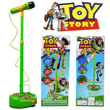 TOY STORY ( WODDY JESSIE ) EDUCATIONAL MICROPHONE MUSICAL INSTRUMENT SINGING MIC