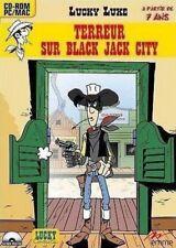 Lucky Luke : Terreur sur Black Jack City JEU PC NEUF dès 6 ans