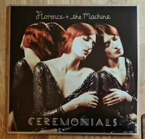 Florence & The Machine 2x LP Ceremonials Universal Press BEAUTIFUL COPY