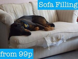 Sofa Repair Filling Stuffing Polyester Hypoallergenic Allergy Free Soft Material