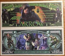 Green Arrow Million Dollar Bill ( DC Comics )