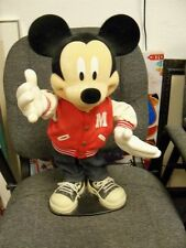 Vintage Blue Ridge Animatronic Mickey Mouse, Around the Clock Plug in Works L@@K