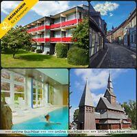 3 Tage Goslar 2P 4★ H+ Hotel Kurzurlaub Städtereisen Hotelgutschein Wochenende