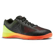Zapatillas deportivas de hombre Reebok color principal negro sintético