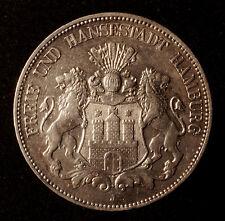 Hamburg, 5 Mark 1903 J
