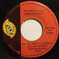 Hear Silverio Curiel Los Condors 2da Del Niño y La Cumbia 45rpm Monster Cumbia