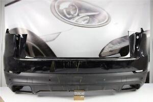 Porsche Cayenne 9Y0 Stoßstange Hinten Bumper rear 9Y0807421