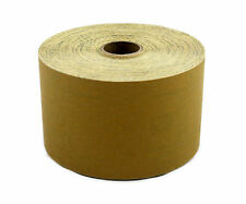 3M 02591 Stikit Gold 2-3/4 Inch x 45 Yards P320 Grit Sheet Roll