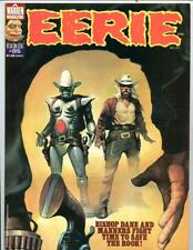Eerie #85     Cowboy Robot Cover