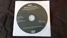 DELL Optiplex 160 - FX160 - 360 - 760 - 960 Drivers CD DVD Disc
