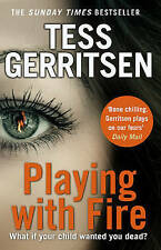 Playing with Fire by Tess Gerritsen (Paperback, 2016)