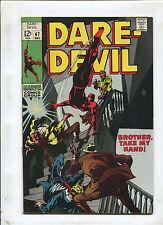 DAREDEVIL #47 (6.5) BROTHER TAKE MY HAND!  1968