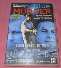 Blue MURDER DVD (Richard ROXBURGH Tony MARTIN) Roger ROGERSON AUSTRALIAN FILM