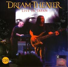 DREAM THEATER / LIVE IN JAPAN  -  2 CD SET