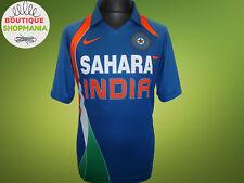 Nike Fit Dry Sahara India CRICKET SHIRT JERSEY Camiseta Maglia