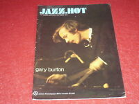 REVUE JAZZ-HOT / N°342 OCTOBRE 1977 GARY BURTON
