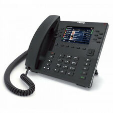 Aastra 6869i Corded Voice Over Ip Phone-12 line Sip Lcd display-Wall Mountable