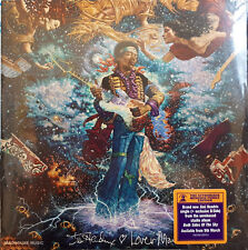 """JIMI HENDRIX 7"""" Lover Man / Foxy Lady ( LIVE Holland 1967) 500 Only! Both Sides"""