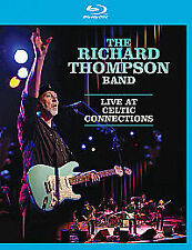 The Richard Thompson Band - Live At Celtic Connections (Blu-ray, 2012) NEW
