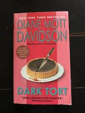 Dark Tort By Diane Mott Davidson- A Goldy Schulz Mystery
