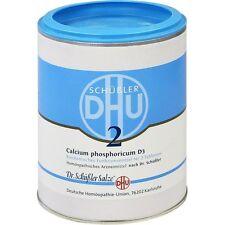 BIOCHEMIE 2 Calcium phosphoricum D3 Tab   1000 st   PZN273844