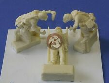 CMK 1/35 USMC Marines Iraq (3 Figures, 1 Wounded on Stretcher & 2 Medics) F35195