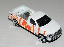 Hot Wheels Ford F-150 Pick Up Truck - Chrome Int Tinted Windows - Malaysia 1998