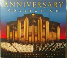 LN Mormon Tabernacle Choir Orchestra Temple Square Anniversary Collection 4 CDs