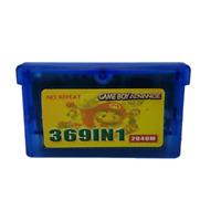 Gameboy advance 369 in 1 Multi cart Games Cardf or GBA Super Mario, Pokemon,More