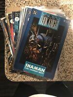 (16) BATMAN LEGENDS OF THE DARK KNIGHT 1989 1990 2 3 4 5 6 7 9 10 11 12 13 14 DC