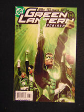 GREEN LANTERN: REBIRTH #6 (May 2005, DC)  .99 start with NO RESERVE  Van Sciver