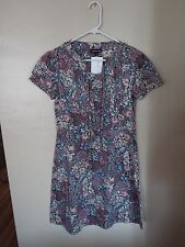 WAREHOUSE - Dress - Soft Floral - 100% Cotton - NWOT - Size 10