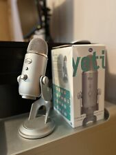 Blue Yeti Microphone - Silver (not working)