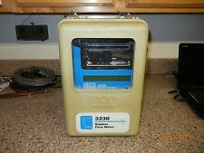 ISCO 3230 Wastewater and Storm Sewer Flow Meter, Sampler trigger