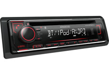 Kenwood KDC-BT520U coche reproductor de CD con USB Aux Ipod Iphone Android Bluetooth A2DP