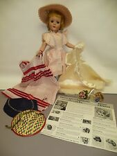 "17"" Sweet Sue w/Clothing Including a Saran Chignon w/Instructions, Comes w/Stand"