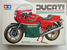 Tamiya 1:12 Scale Ducati 900 Mike Hailwood Replica Model Kit - New # 14019*1000