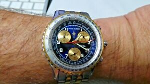 Chase-Durer Falcon Command 2-Tone Watch