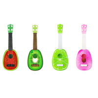4 Strings Children Kids Small Fruit Ukulele Guitar Musical Educational Toy  JR