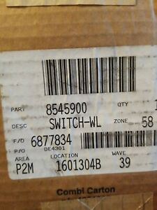 8545900 Whirlpool Water Level Pressure Switch