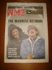 NME 1988 MAR 5 MADNESS MORRISSEY MICKEY ROURKE