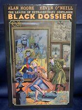 The League of Extraordinary Gentlemen Black Dossier Hardcover Graphic Novel
