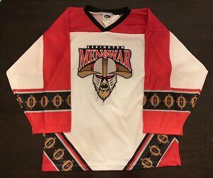 Lexington Men O' War Defunct ECHL Utah Grizzlies Hockey Jersey NWT Size XL