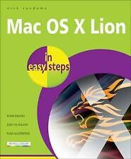 Mac OS X Lion in Easy Steps by Nick Vandome (Paperback, 2011)