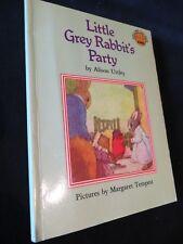 Little Grey Rabbit's Party by Alison Uttley Margaret Tempest 1978 PB